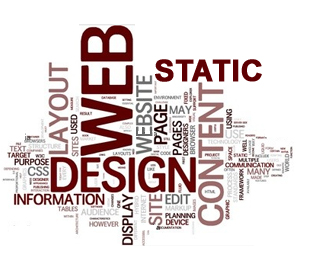 static website design services india bikaner